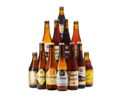Bierpakketten - Trappisten Pack - 12x33cl