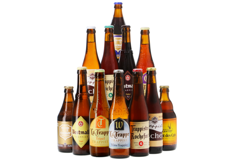 Bier packs - Trappisten Pack - 12x33cl