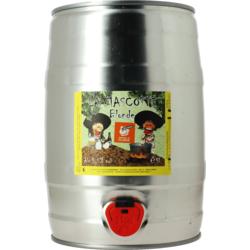 Fûts de bière - Fût 5L La Mascotte Blonde