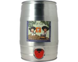 Fusti di birra - Fusto La Mascotte Triple 5L