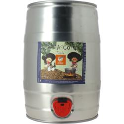 Fûts de bière - Fût 5L La Mascotte Triple