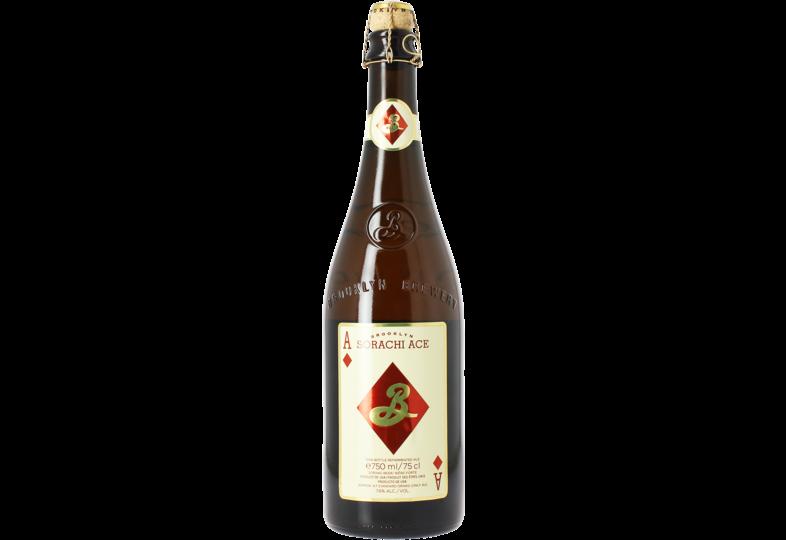 Bottled beer - Brooklyn Sorachi Ace