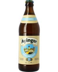 Bottled beer - Ayinger Bräu-Weisse