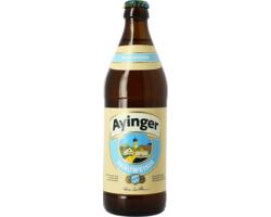 Flessen - Ayinger Bräu-Weisse