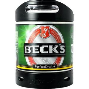 Beck's PerfectDraft 6-litre Fass