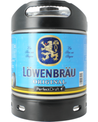 Fässer - Lowenbräu 6L Perfect Draft Fass