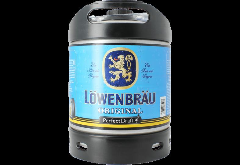 Fûts de bière - Fût 6L Lowenbräu