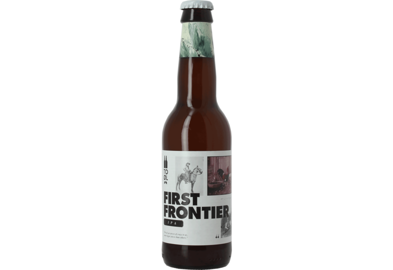 Bouteilles - To Øl First Frontier IPA