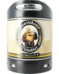 Fässer - Franziskaner Weissbier PerfectDraft 6-litre Fass