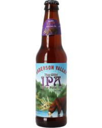 Bottiglie - Anderson Valley Hop Ottin IPA
