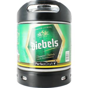 Diebels PerfectDraft 6-litre Fass