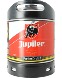 Vaten - Jupiler PerfectDraft Vat 6L