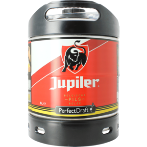 Jupiler PerfectDraft Vat 6L