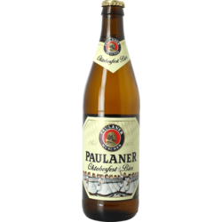 Bottled beer - Paulaner Oktoberfest Bier