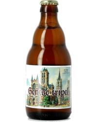 Bottled beer - Gentse Triple