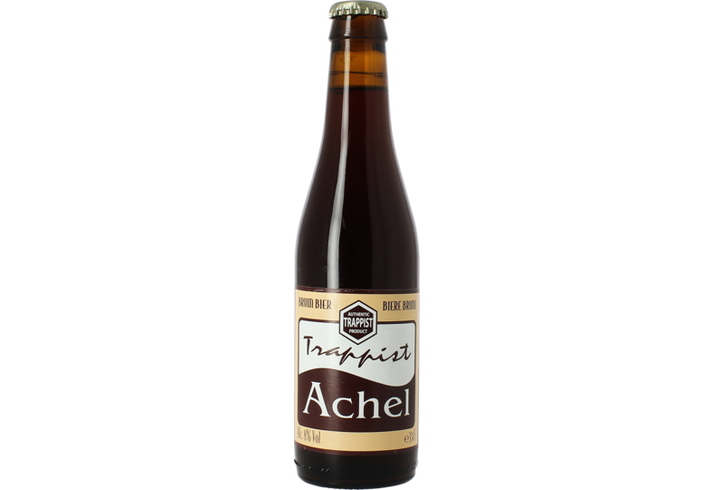 Bottled beer - Achel Brune