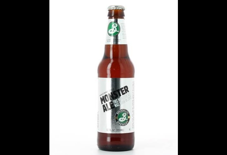 Bottled beer - Brooklyn Monster Ale