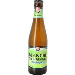 Bouteilles - Blanche Du Hainaut