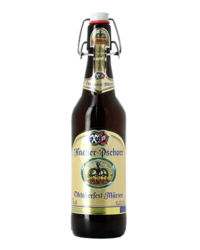 Bottled beer - Hacker-Pschorr Oktoberfest Märzen