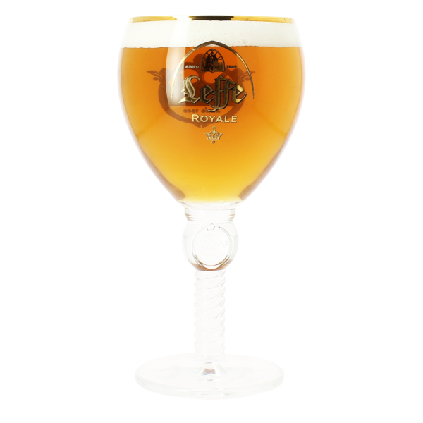 Leffe 25cl glass