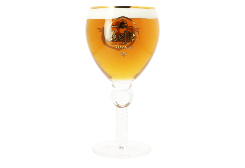 Beer glasses - Leffe 25cl glass