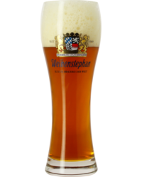 Bierglazen - Glas Weihenstephan - 50cl