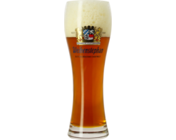 Beer glasses - Weihenstephan 50cl glass