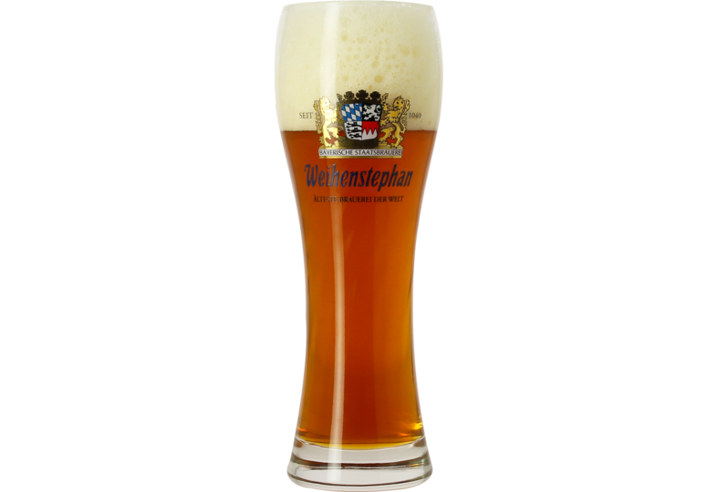 Beer glasses - Weihenstephan 50cl glass