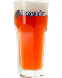 Verres à bière - Verre Hoegaarden Rosé - 25 cl