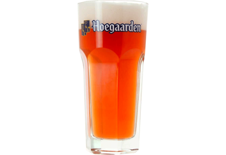 Beer glasses - Hoegaarden Rosée 25cl glass