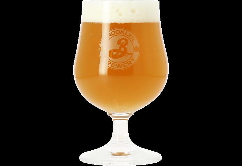 Beer glasses - Glass Brooklyn - 25cl