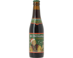 Bottled beer - St. Bernardus Christmas Ale