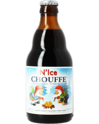 Bottled beer - N Ice Chouffe