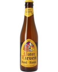Flaschen Bier - Pater Lieven Blond