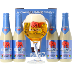 GIFTS - Delirium Tremens Gift Pack