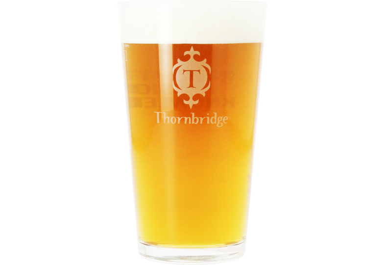 Bierglazen - Glas Thornbridge - 25 cl