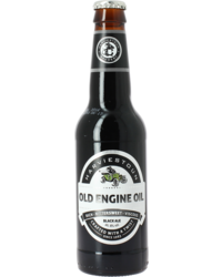 Bouteilles - Old Engine Oil