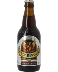 Flaschen Bier - Grimbergen Winter