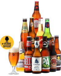 Saveur Bière gift box - The International Collection