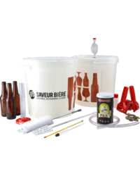Kit di brassaggio - Kit da birra completo Birra bionda pils