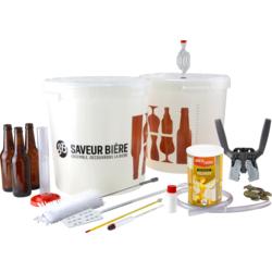 Kits de brassage - Kit de brassage complet pour kit à bière blonde Pilsner