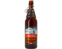 Flessen - Brasserie du Mont Blanc - Triple Epices