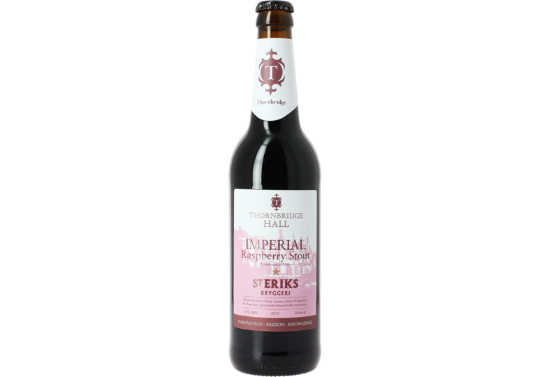 Bouteilles - Thornbridge Imperial Raspberry Stout