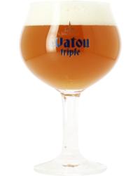 Biergläser - Verre Watou Triple - 25 cl