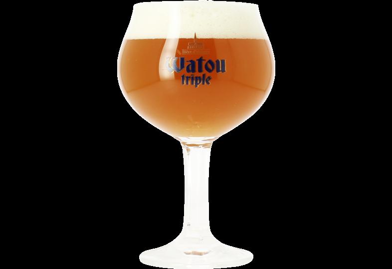 Verres à bière - Verre Watou Triple - 25 cl