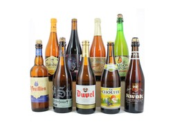 Samlingar - Great Large Bottles from Belgium - Gift Pack
