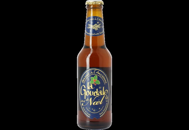 Bottled beer - Goudale Noël
