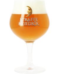 Bierglazen - Glas Straffe Hendrik - 33 cl