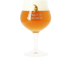 Beer glasses - Straffe Hendrik 33cl beer glass
