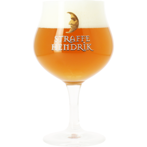 Straffe Hendrik 33cl beer glass